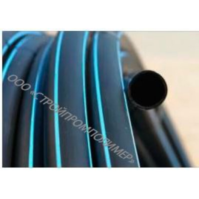 Полиэтиленовая труба ПЭ-32 SDR13,6 - 50×3,7 питьевая ГОСТ 18599-2001