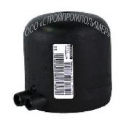 Заглушка электросварная SDR11 ⌀125мм
