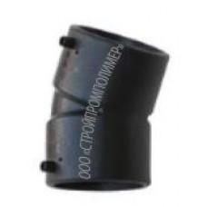 Отвод электросварной ПЭ-100 SDR11 30° ⌀90 мм