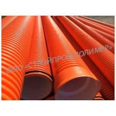 Труба канализационная Политрон ПроКан ID 250×6000 Sn8 ГОСТ54475-2011