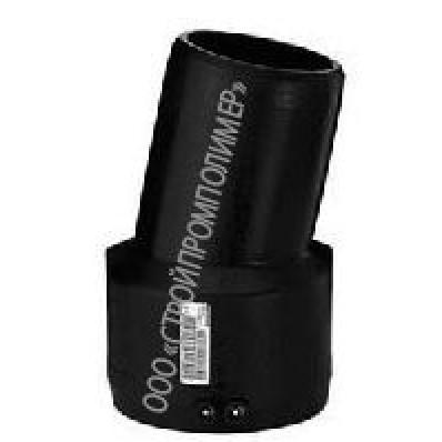 Отвод электросварной ПЭ-100 SDR11 11° ⌀225 мм