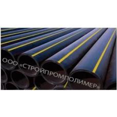 Полиэтиленовая труба ПЭ-100 ГАЗ SDR11 - 125×11,4 ГОСТ Р 50838-95