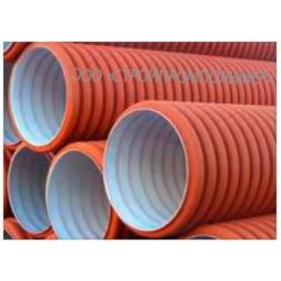 Труба канализационная Polytron ProKan ID 600×6000 Sn16 ГОСТ54475-2011