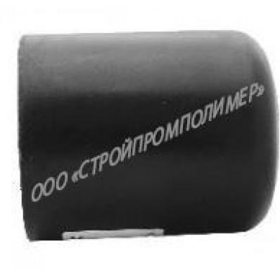 Заглушка литая ПЭ-100 SDR11 ⌀160 мм