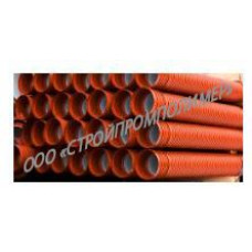 Труба канализационная Политрон ПроКан ID 150×6000 Sn8 ГОСТ54475-2011